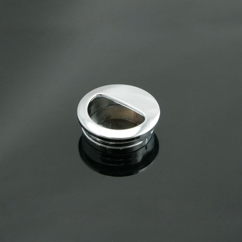 FP017 U2013 Round Flush Pulls Sliding Door Concealed Handle Knob ABS Light  Weight